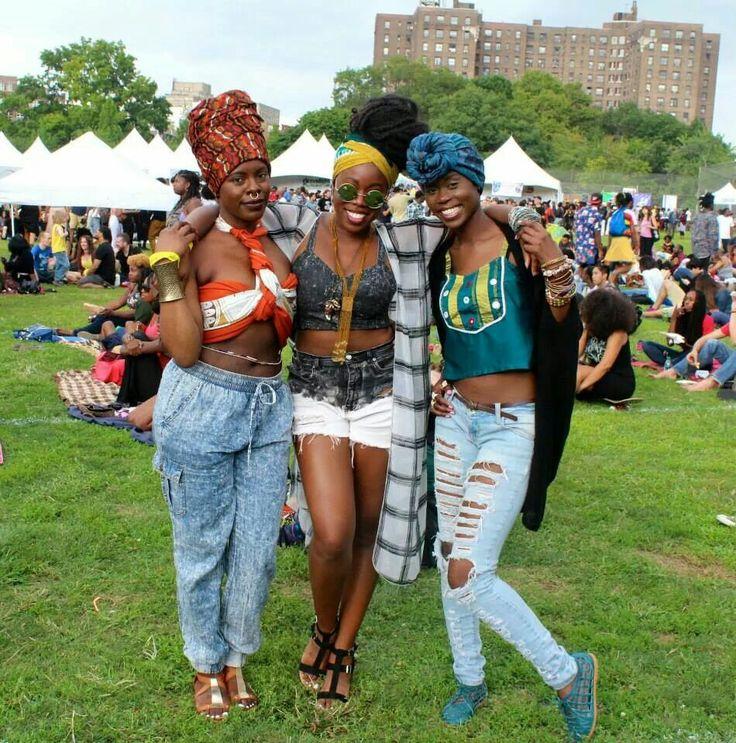 Afro punk festival US