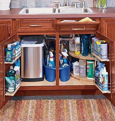 With these 11 tips, even the tiniest of kitchens can fully accommodate your needs. If you cant tear down walls to add more shelves