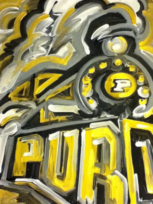 Image result for purdue art