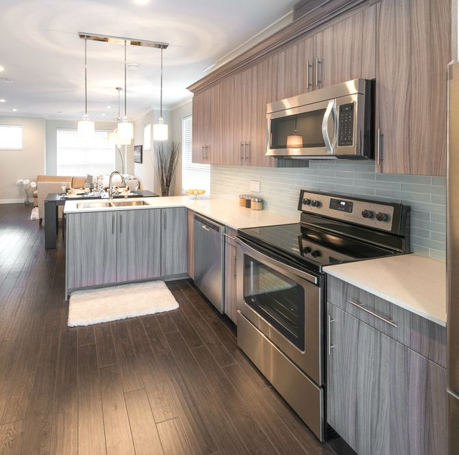 60 Ultra Modern Custom Kitchen Designs Modern Small