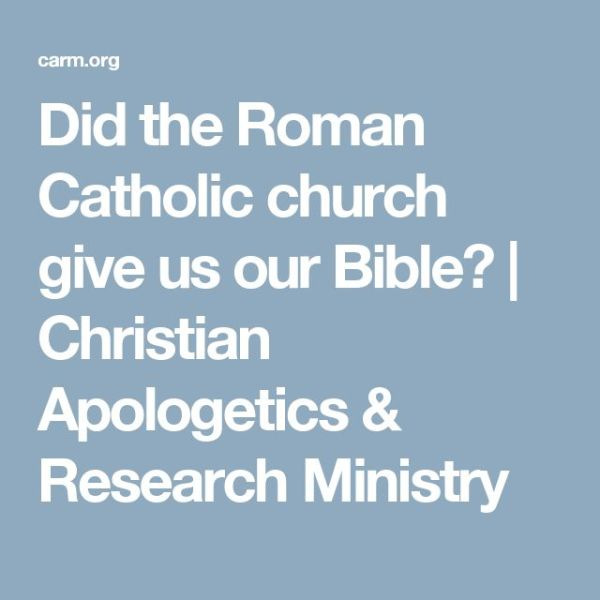 17 Best ideas about Roman Catholic Bible on Pinterest ...