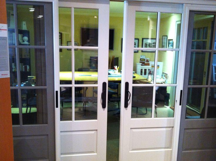 The Marvin Ultimate Bi Parting Sliding French Door In Our