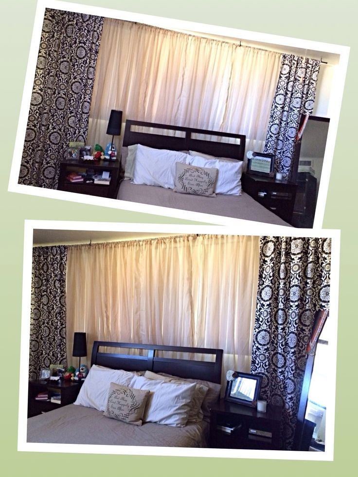 wall curtains bedroom