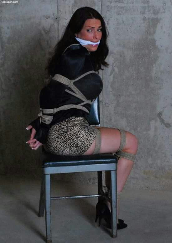 Satin Rope Hot Need I Say More Bound In Satin