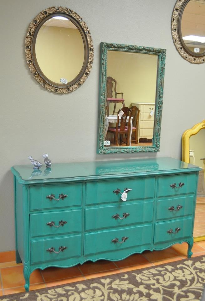 25 Best Ideas About Teal Dresser On Pinterest Teal