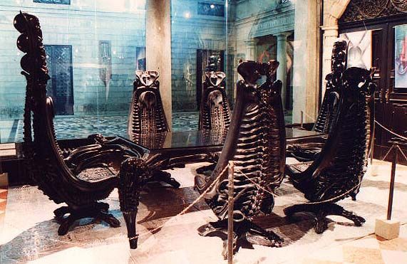 17 Best Images About HR GIGER On Pinterest Xenomorph