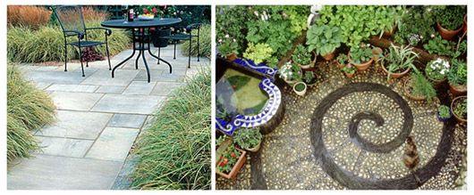 Grassless yard ideas | Gardening | Pinterest | Your life ... on Grassless Garden Ideas  id=35229