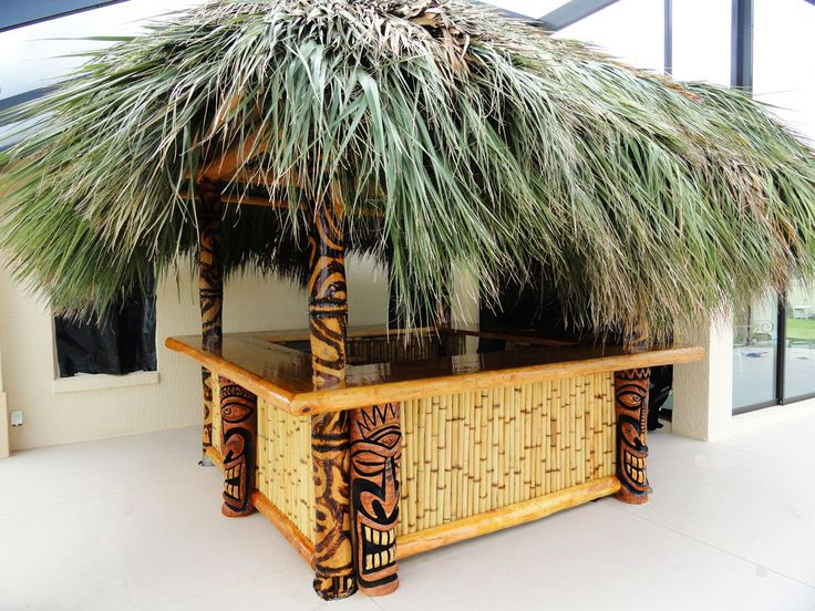 17 Best images about TIKI BARS on Pinterest | Search, Wine ... on Backyard Tiki Bar For Sale id=89313