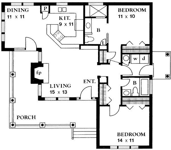 25 Best Ideas About Cottage Floor Plans On Pinterest House Home And Small