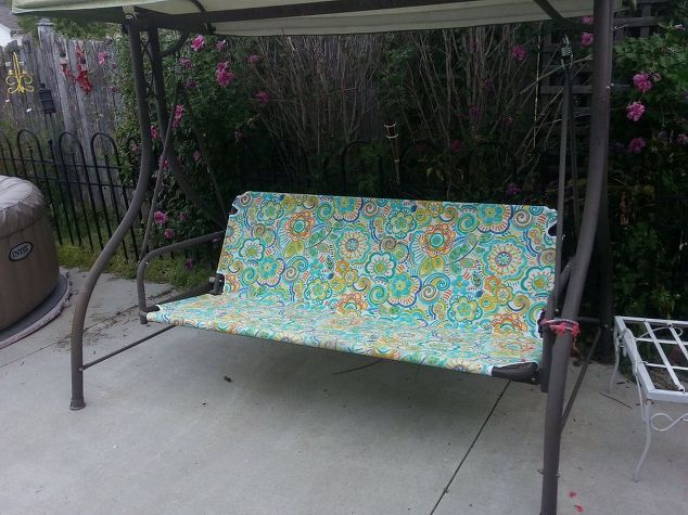 25+ Best Ideas About Reupholster Outdoor Cushions On