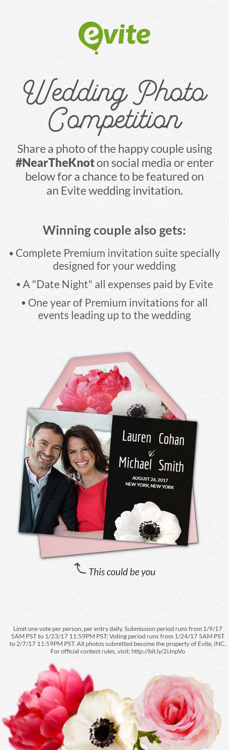 custom evite invitations | Inviview.co