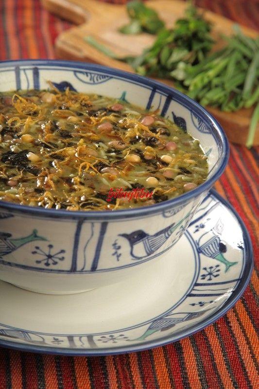 Recipe Persian Ash And Iranian