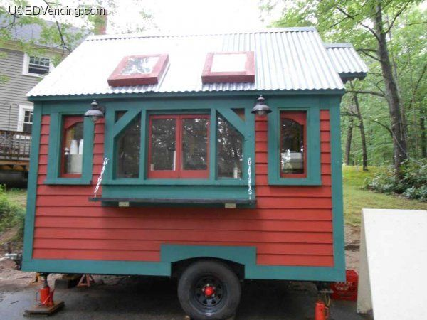 44 Best Images About Sheds Trailers Tiny Houses On