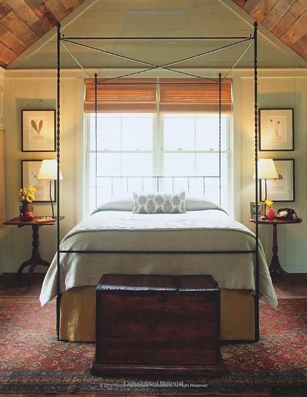 186 Best Images About Bed In Front Of Window On Pinterest