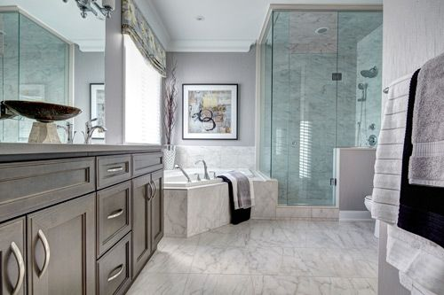 17 Best images about Dream Home on Pinterest | Stand up ... on Model Bathroom Ideas  id=38016