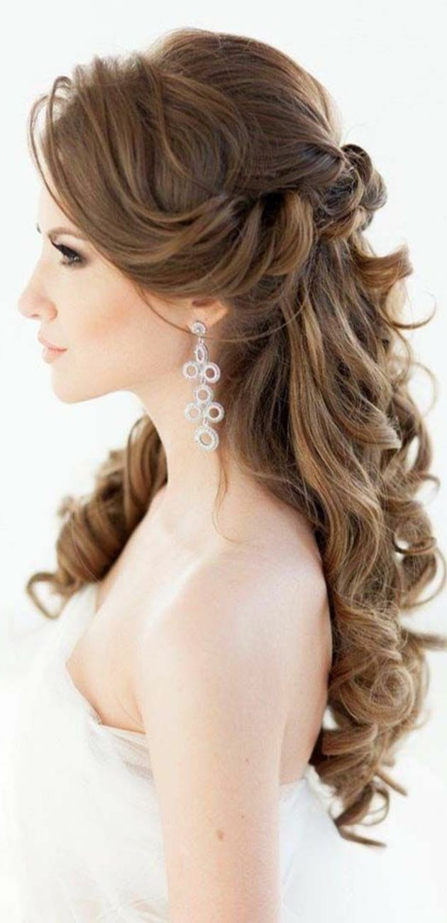 25 Best Ideas About Hair Styles For Wedding On Pinterest