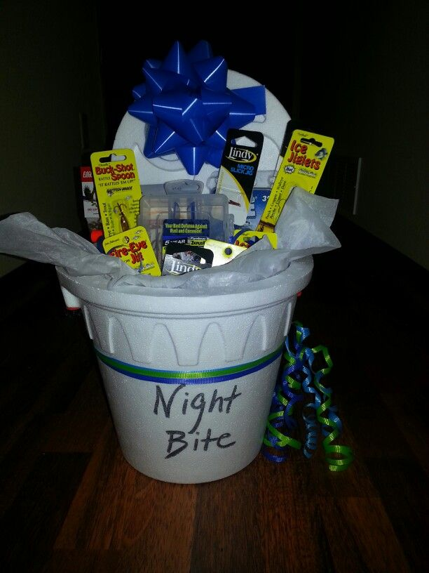 Gift Basket For Your Fisherman Gift Ideas For Others