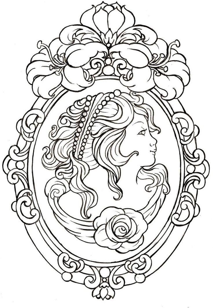 tattoo frame design | Frameswalls.org