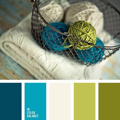 Color Palette No. 1828