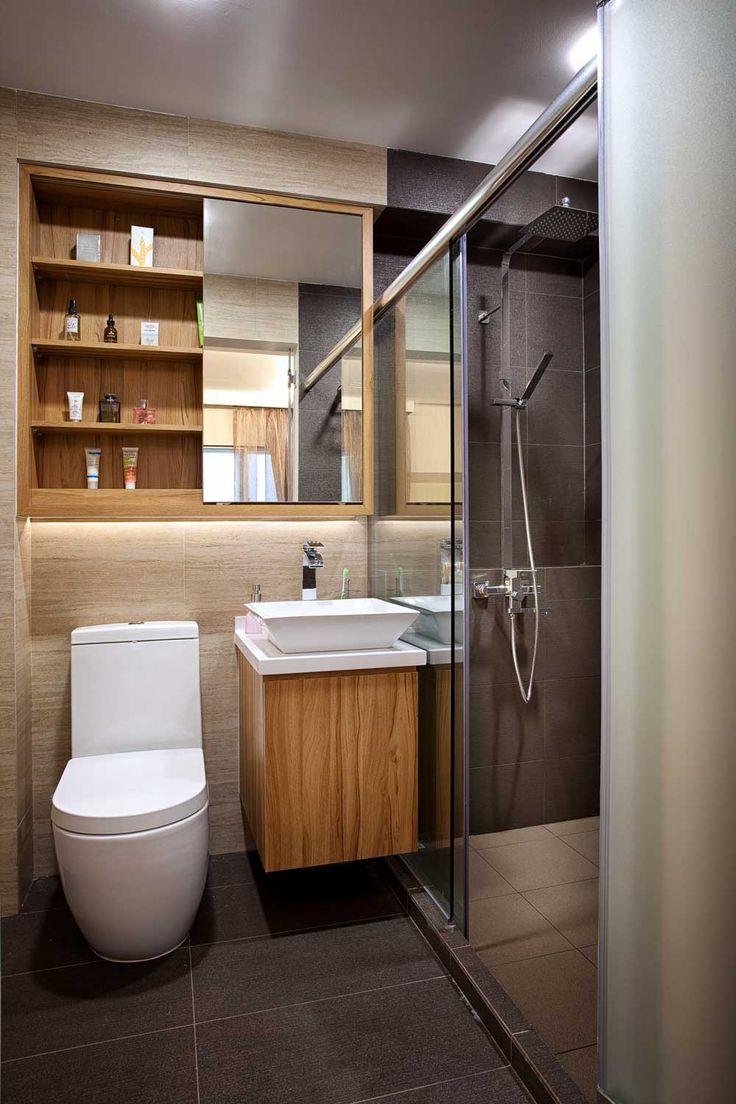 Best 20+ Small Bathroom Sinks ideas on Pinterest | Small bathroom, Bathroom sink decor and Tiny ...