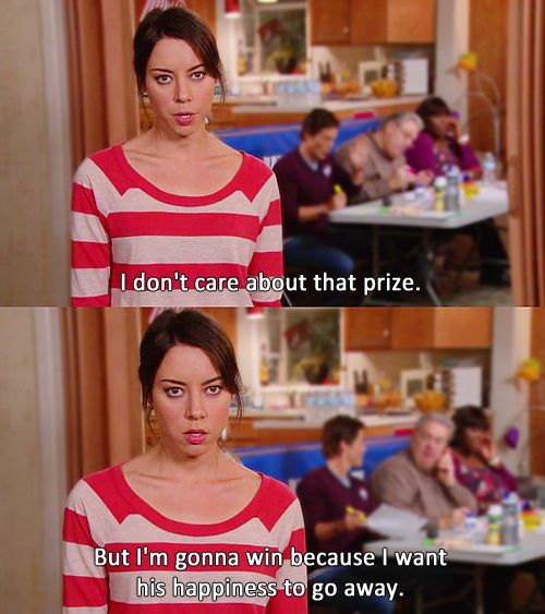 "The 20 Most Relatable April Ludgate Quotes From ""Parks And Recreation"" – BuzzFeed Mobile. This is me,"
