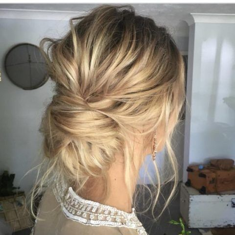 Best 25 Messy Bun Wedding Ideas On Pinterest Messy Bun