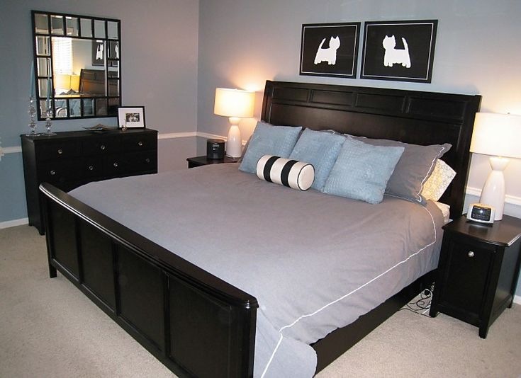17 Best Ideas About Black Bedroom Furniture On Pinterest