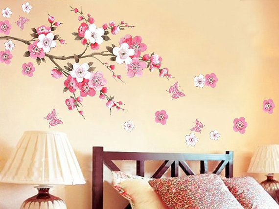 Best 25+ Cherry Blossom Bedroom Ideas On Pinterest