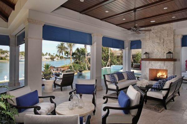 Jinx McDonald Interior Designs Naples Florida Interior