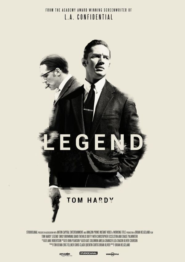 44 best images about Legend (2015) on Pinterest | Legends ...