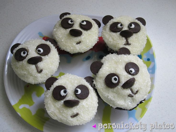 17 Best Ideas About Panda Cupcakes On Pinterest Kung Fu