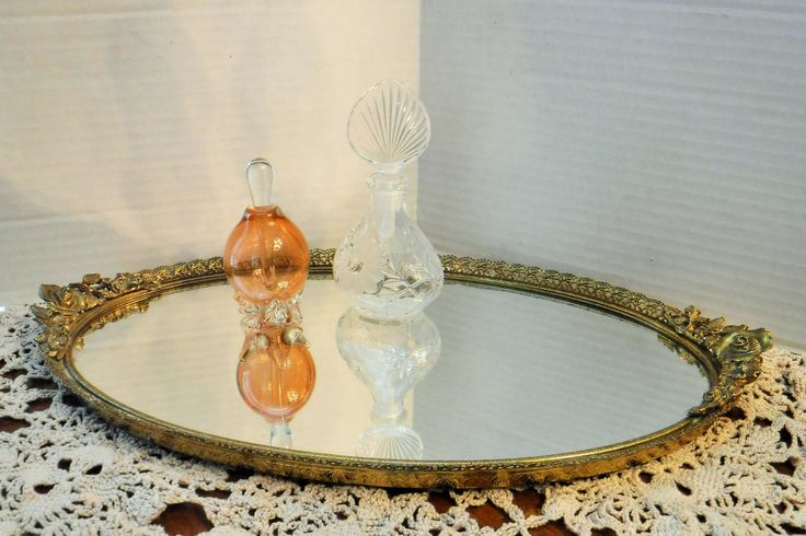 17 Best Ideas About Perfume Tray On Pinterest
