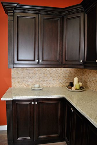 17 Best images about Staining Kitchen Cabinets on ... on Dark Maple Cabinets  id=24245