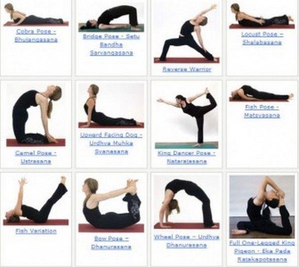 yoga poses for back pain   Yoga Poses For Back Pain-1