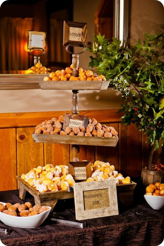 25 Best Ideas About Donut Bar Wedding On Pinterest