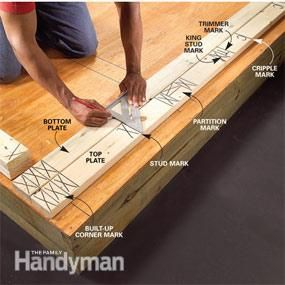 22 best images about wall framing on pinterest the on construction wall structure general info id=72867