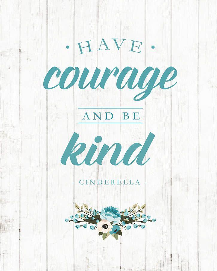 Disney Kindness Quotes Cinderella