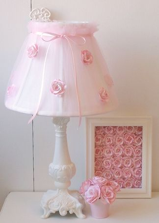28 Best Images About TABLE LAMPS On Pinterest Pink Roses