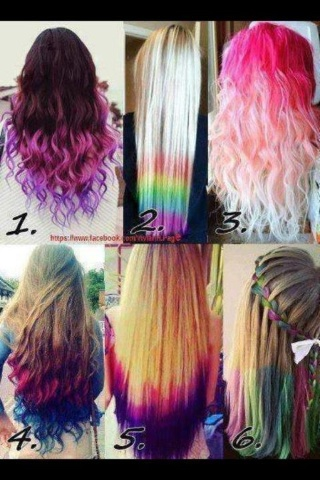 all these dyed hairstyles r cute hair dyed hair pinterest pastel style and hair style