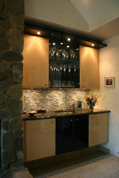 26 best Design | Wet Bar Ideas images on Pinterest on Small Wet Bar In Basement  id=70645