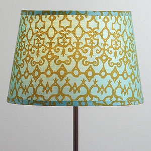 25+ best ideas about Turquoise Lamp Shade on Pinterest ...