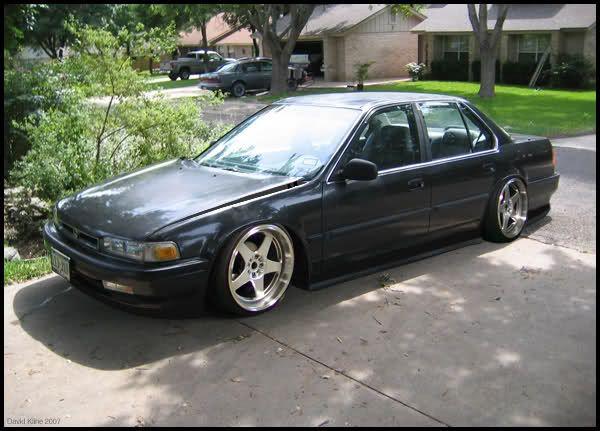 Accord Stanced 92 Honda