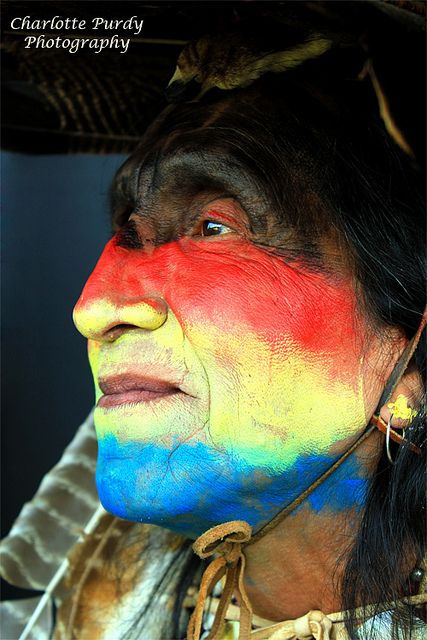 Bright Co Lord Traditional Cherokee War Paint