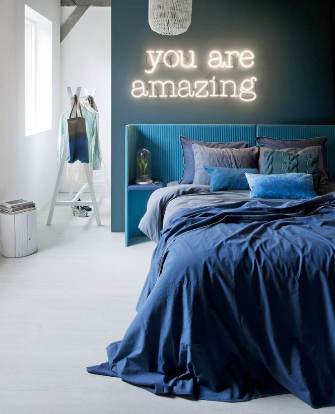 When Pictures Inspired Me 75 Blue White Bedroomsyou Are Amazingdesign