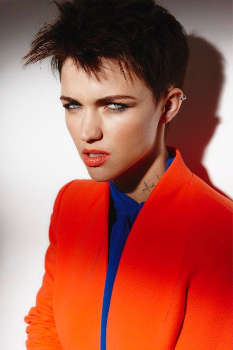 1000+ images about Ruby Rose on Pinterest | Ruby rose dj ...