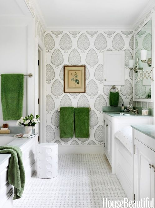 Image result for green in decor