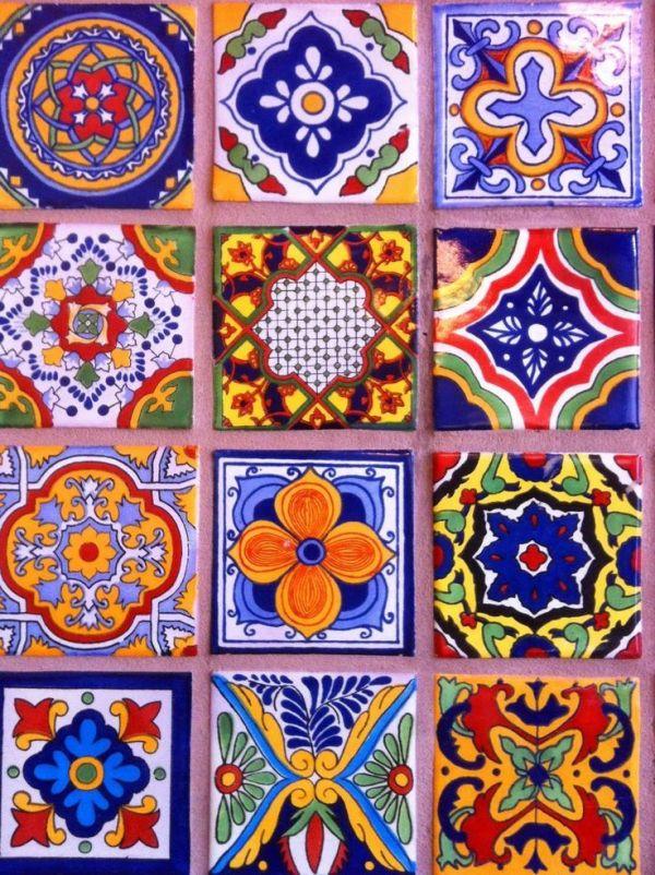 Más de 1000 ideas sobre Azulejos Mexicanos en Pinterest ...