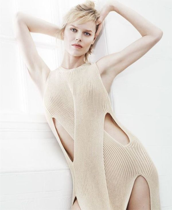 knitGrandeur: Stella McCartney: One Sweater, Four Different Looks