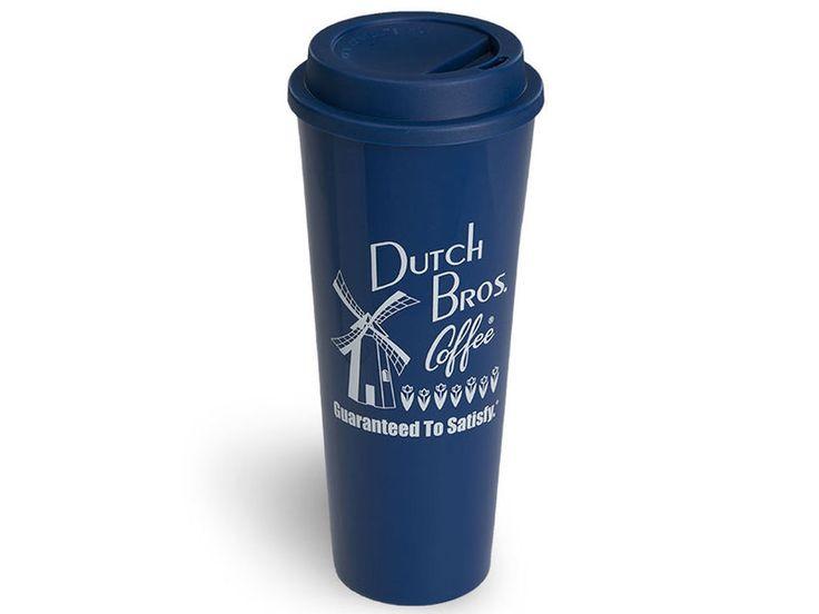 Dutch windmill travel mug dutch bros coffee dutchwear