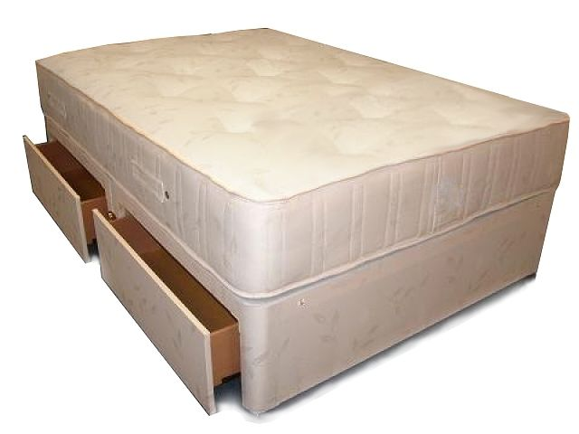 3ft Visco Memory Pocket 2 Drawer Divan 399 95 Uperb Fantastic Priced Set A Luxury No Turn Deep Sprung Mattress With The Benef
